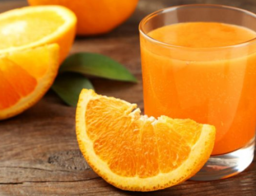 Benefits of a NATURAL orange juice